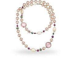 Zoccai Necklace ZGCO1029RRPEMS