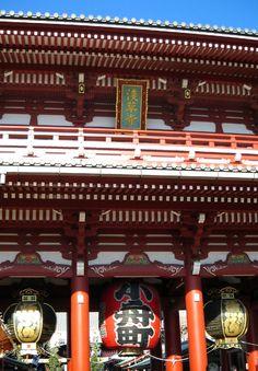浅草寺  Sensouji temple, Asakusa ,Tokyo