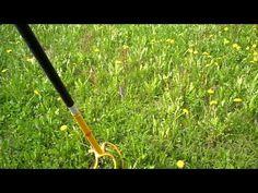 Садовый инструмент ТОРНАДО в действии - YouTube
