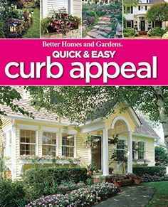 Quick  Easy Curb Appeal Better Homes and Gardens Home * To view further for this item, visit the image link.-It is an affiliate link to Amazon. #HomeDesign