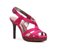 Wedding shoe! Too tall?   Lulu Townsend Gelzana Sandal