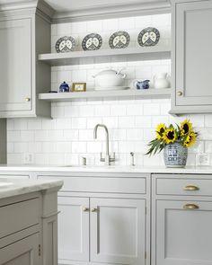shelves above sink via @homebunch insta