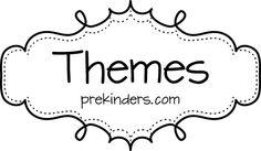 great website for kindergarten themes