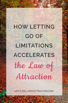 Wondering how letting go of limitations accelerates the law of attraction? Find out how this simple act helps you manifest faster. Positive Mindset, Positive Thoughts, Positive Vibes, Law Of Attraction Money, How To Manifest, Narcissistic Abuse, Self Confidence, Self Improvement, Self Development