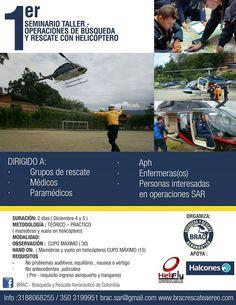 Espeleo Club de Descenso de Cañones (EC/DC): 1er Seminario-Taller Operaciones de Búsqueda y Res...