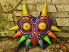 Majora's Mask Cosplay - Wearable Mask - Zelda