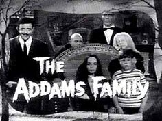 The Addams Family - Scariest Show on TV when I was a kid!