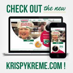Krispy Kreme - Doughnuts and Coffee Since 1937