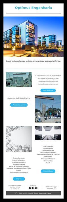 Projetos e Obras