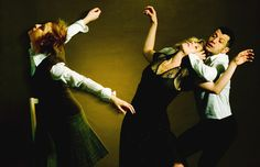 Denise Fujiwara's No Exit, Lost and Found display dance with a literary perspective