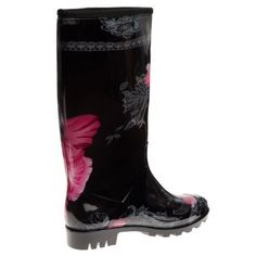 Henry Ferrera Clear Flower Footwear For Women *** To view further for this item, visit the image link.