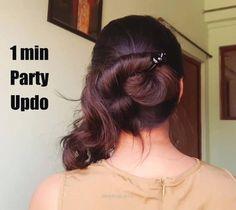 #DIY easy hairstyles #easy hairstyles for medium hair #easy hairstyles for schoo…