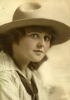 Silent movie actress Beatriz Michelena and her director husband built a movie studio in San Rafael in the 1910s. (Marin History Museum)