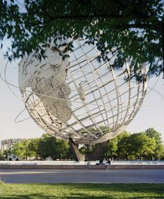 Unisphere, New York World's Fair, 1964