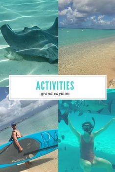 Activities in Grand Cayman | Things to do in Grand Cayman | Activities for Kids Grand Cayman