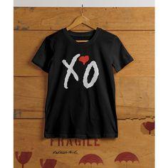 Black and red Adidas t shirt. No cracking on logo. Depop