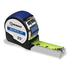 Kobalt 35-ft Magnetic-Tip High-Viz Tape Measure