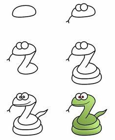 Afbeeldingsresultaat voor leren tekenen in stappen