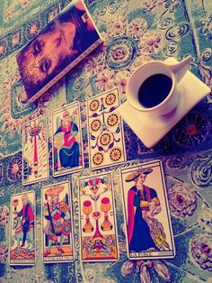 I've always wanted to illustrate a full deck of Tarot cards.  Don't tell anybody, any of you.