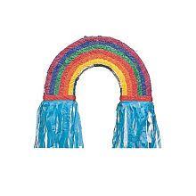 ShindigZ Rainbow Pinata with Pull String