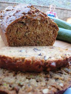 Bulk recipe for zuchini bread