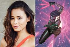 Fox's Marvel Pilot Casts Jamie Chung As Blink