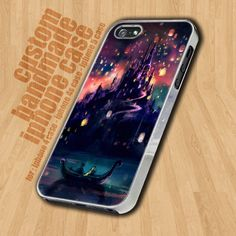The Lights Tangled Disney  - iPhone 4 / 4s Case - iPhone 5 Case - Black Case - White Case