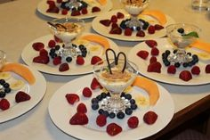 """Birmingham Manor Bed and Breakfast Stratford, Ontario is ranked on Trip Advisor & """"one of Stratford's most talked about B&B's"""" by Toronto Star B & B, Bed And Breakfast, Birmingham, Ontario, Great Recipes, Panna Cotta, Cooking, Ethnic Recipes, Food"""