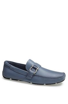 Salvatore Ferragamo 'Cabo 2' Driving Shoe available at #Nordstrom