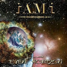 """I Am I is set to independently release their debut LP, """"Event Horizon,"""" starring the former Dragonforce frontman Z. Metal Albums, Album Covers, Heavy Metal, My Photos, Interview, Music, Projects, Painting, October"""