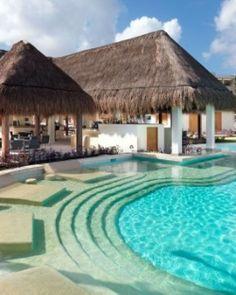 Paradisus La Esmeralda (Playa del Carmen, Mexico) - #Jetsetter