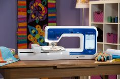The Dreamweaver 6200D -Home sewing and embroidery featuring exclusive Disney designs.
