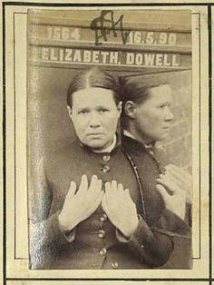 19th century prisoners photos, England Dorchester
