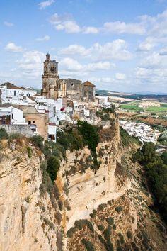Arcos de la Frontera (Cádiz), by @Connie Talkmitt Durené Nast Traveler