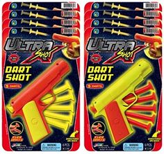 JaRu Ultra Shot Dart Shot Party Favor Bundle Pack ** Read more reviews of the product by visiting the link on the image.