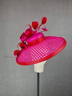 MBM2281 – Millinery By Mel All Design, News Design, Fascinators, Hats, How To Wear, Hat, Hipster Hat