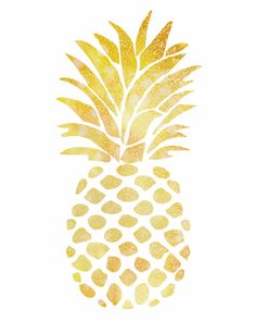 Printable Pineapple Coloring Page Free PDF Download At Coloringcafe Pages