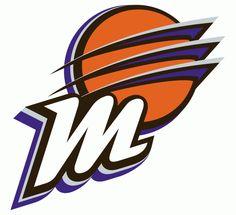 Phoenix Mercury Alternate Logo on Chris Creamer's Sports Logos Page - SportsLogos. A virtual museum of sports logos, uniforms and historical items. Mercury Logo, Sports Logo, Sports Teams, Phoenix Suns, Wnba, Home Team, World Trade Center, Female Athletes, Logos