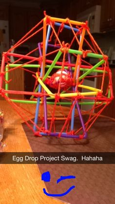 Egg Drop Project on Egg Drop Science Experiment Ideas 3