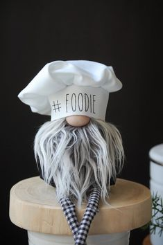 Kitchen Gnome Chef Gnome Baker Gnome Kitchen Decoration