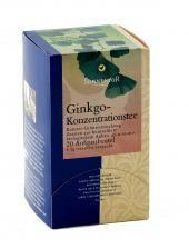 Sonnentor Ginkgo Konzentrations-Tee bio, Beutel