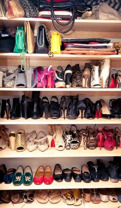 The Man Repeller Leandra Medine's mother always said to invest in shoes and handbags.