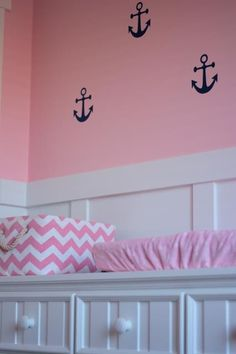Baby Room Nautical Theme