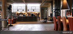 interior design new york loft