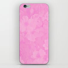 PINK MUSIC iPhone Skin    #fashion #bag #backpack #blue #pink #school #feminine #style #shopping #gifts #gift #original #gift #ideas #idea #forher #girl #woman #look #designer #design #floral #flowers #music #violin #sport #travel #phone #case