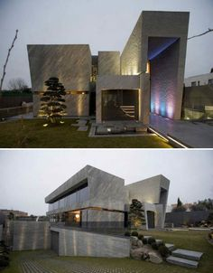 ...---===||===---... A-cero is Awesome: 12 Dynamic Ultra-Modern Dwellings