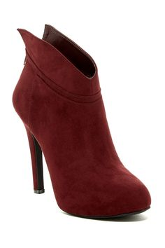Aggie Bootie-Love this boot! The color. The shape. l will never own them but, oh!  To dream.