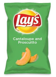 Wouldn't Cantaloupe and Proscuitto be yummy as a chip? Lay's Do Us A Flavor is back, and the search is on for the yummiest flavor idea. Create a flavor, choose a chip and you could win $1 million! https://www.dousaflavor.com See Rules.