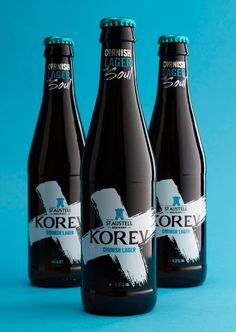 St Austell: Korev on Packaging of the World - Creative Package Design Gallery