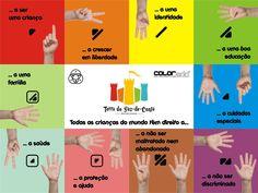 mais um excelente trabalho do Porf. Silvio Maltez... a Cor é para Todos!!